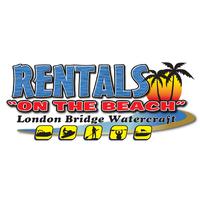 Rentals on the Beach logo