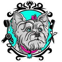 Beautiful Beards Pet Spaw logo