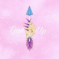 One Up Nails logo