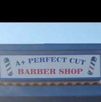 A + Perfect Cut logo