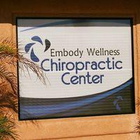 Embody Wellness Chiropractic Center logo
