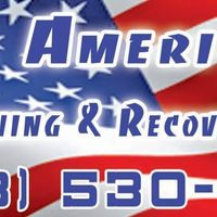 All American Towing & Recovery LLC logo
