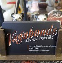 Vagabonds Trinkets & Treasures logo