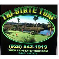 Tri State Turf logo