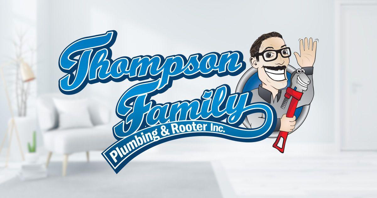 Thompson Family Plumbing & Rooter logo
