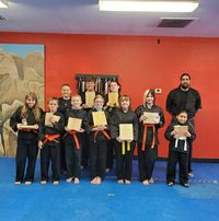 Fort Mohave Martial Arts logo