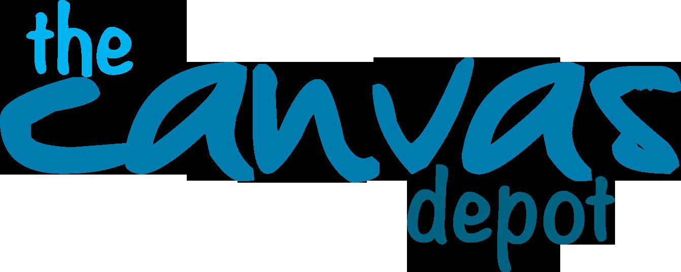 The Canvas Depot logo