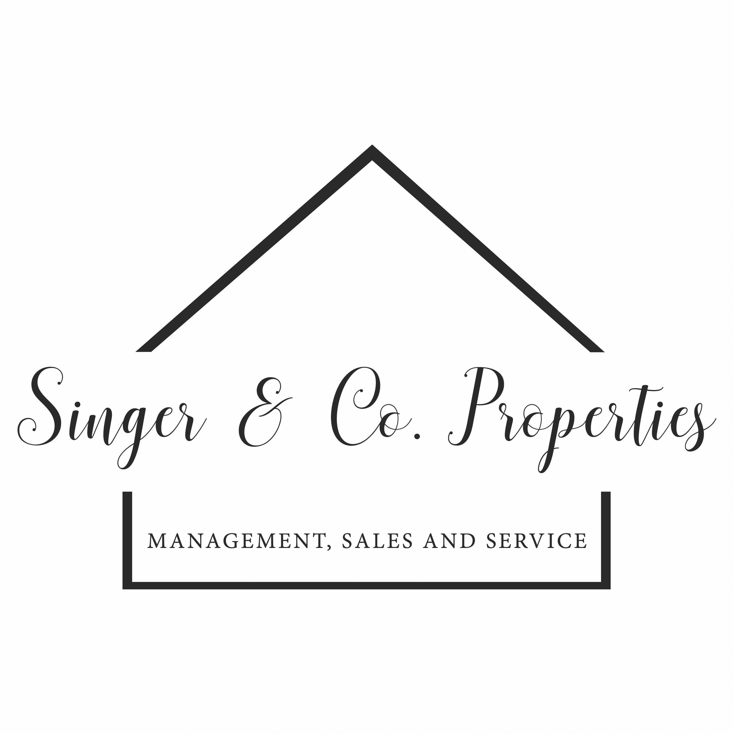 Singer & Co Properties logo