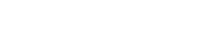Riverbound Custom Storage logo