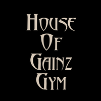 House Of Gainz Gym logo