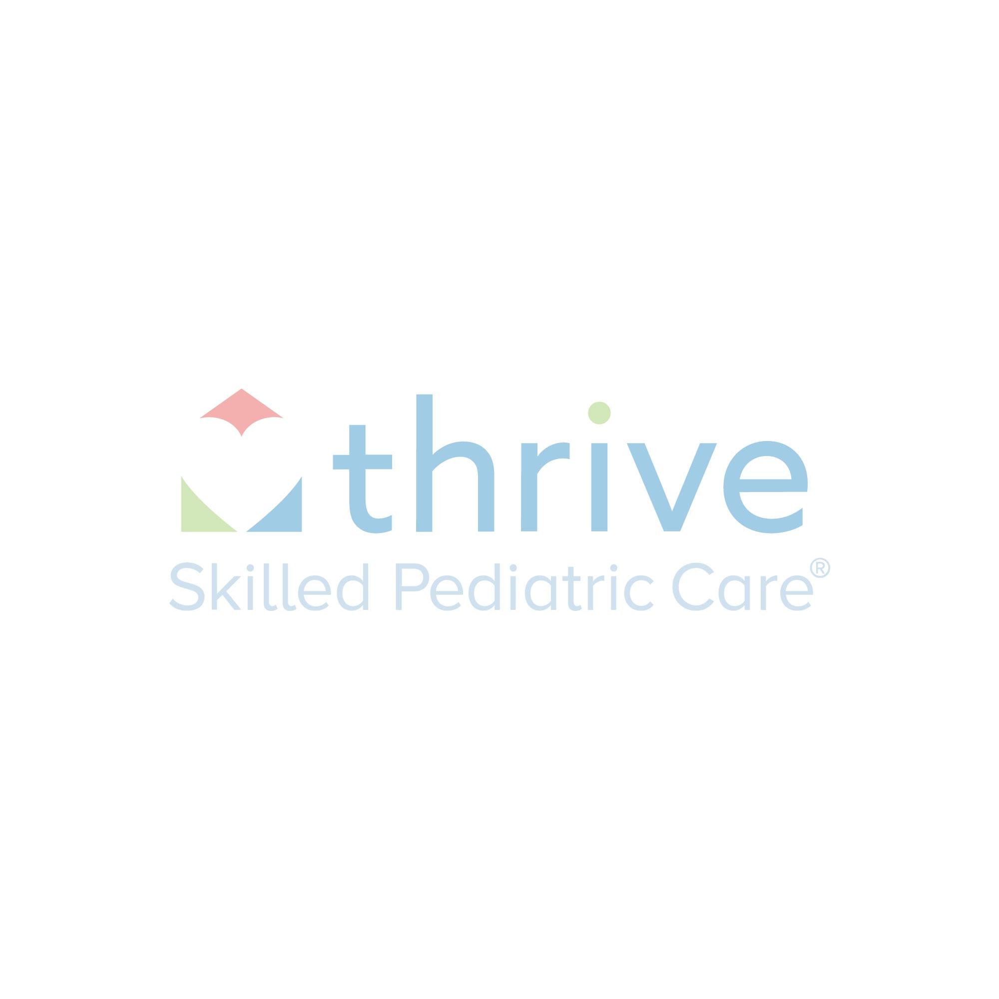 Thrive Skilled Pediatric Care logo