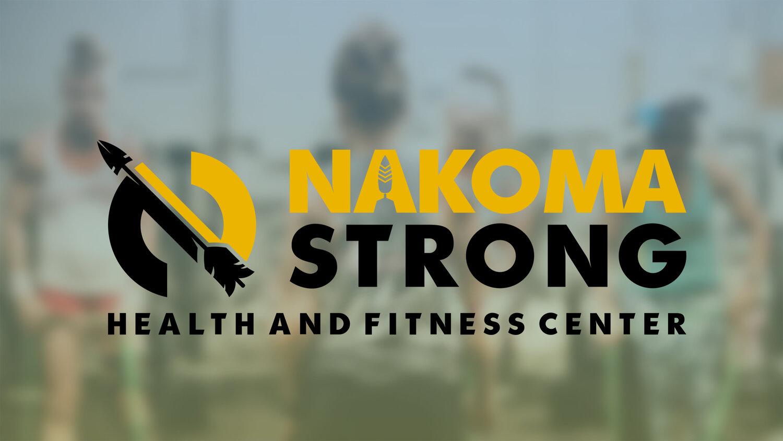 Nakoma Strong Health & Fitness Center logo