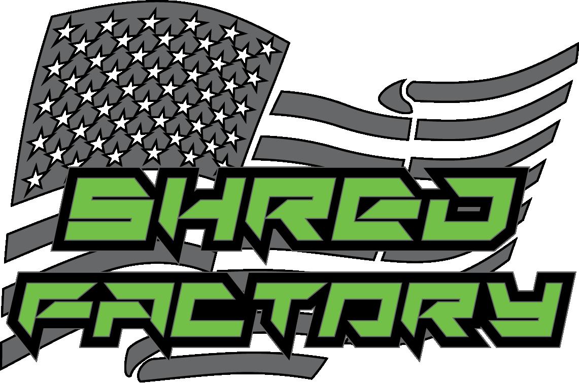 Shred Factory Training Facility logo