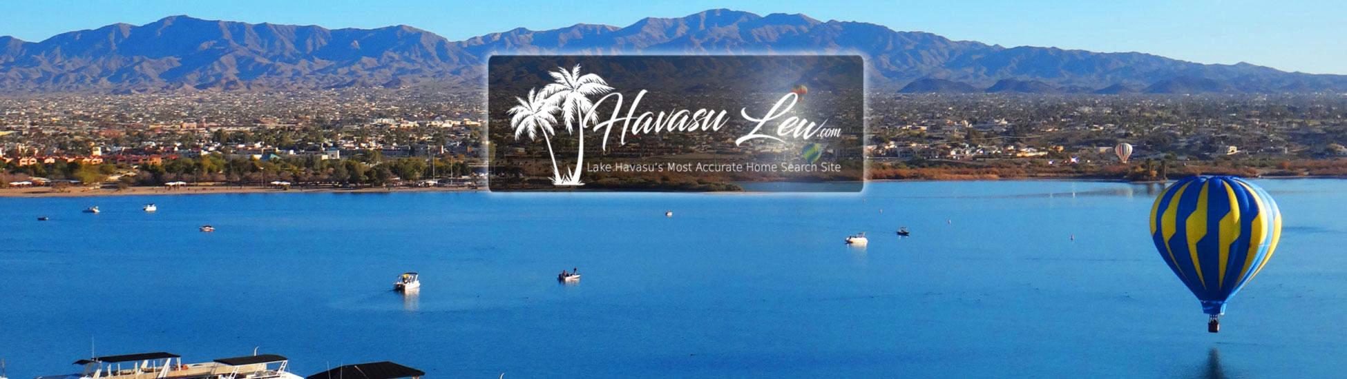 Lake Havasu Real Estate - Lew Jabro Realtor logo