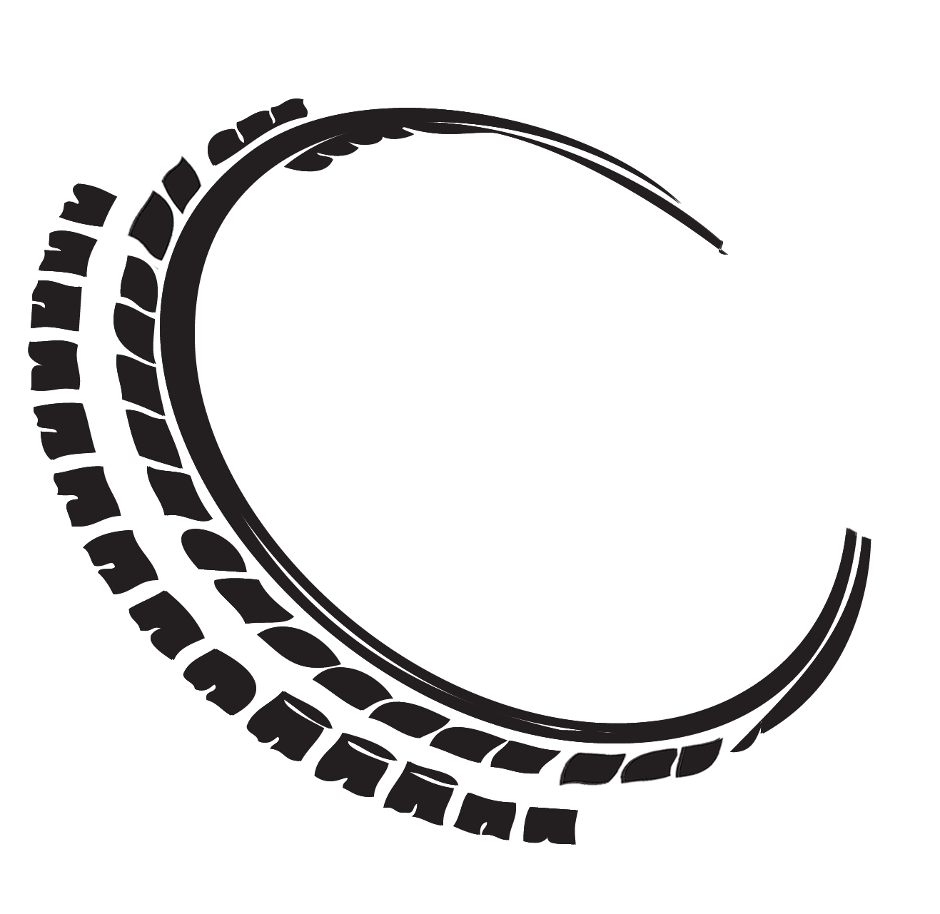 Elysium Tire Recycling logo