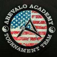 Arevalo Academy logo