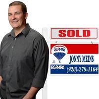 RE/MAX Prestige Properties - the Jonny Meins Group logo