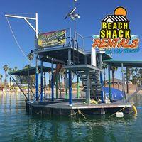 Beach Shack Rentals logo