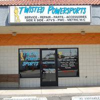 Twisted Powersports logo