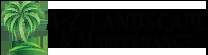 A-Z Landscape & Maintenance LLC logo