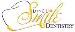 Let's C U Smile Dentistry logo