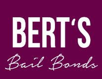 Bert's Bail Bonds logo