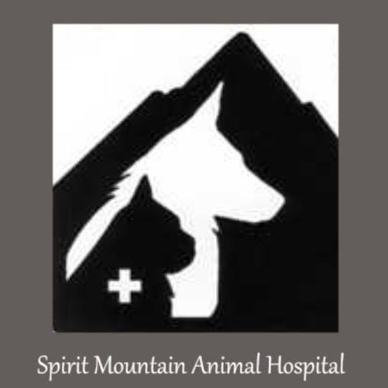 Spirit Mountain Animal Hospital logo