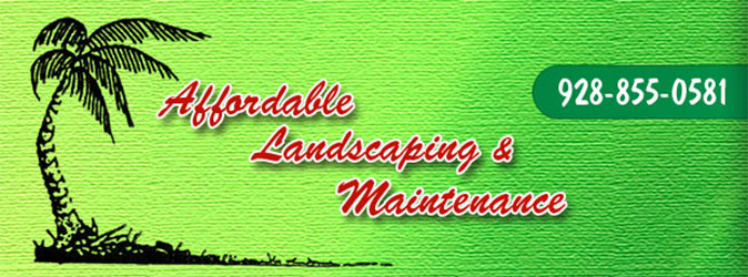 Affordable Landscaping & Maintenance logo
