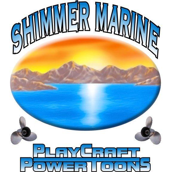 Shimmer Boat Service logo
