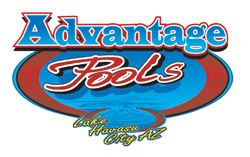 Advantage Pools logo