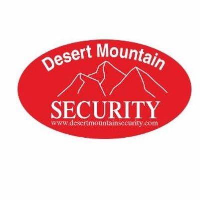 Desert Mountain Security logo