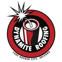 Dynamite Roofing logo