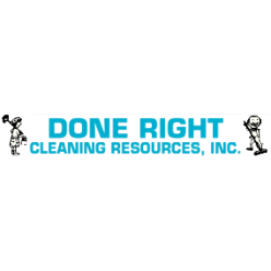 Done Right Cleaning Resources Inc logo
