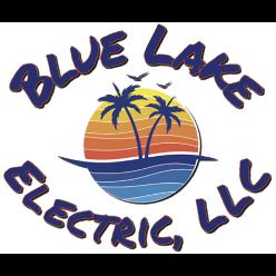 Blue Lake Electric logo