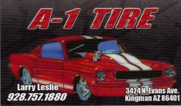 A-1 Tire logo