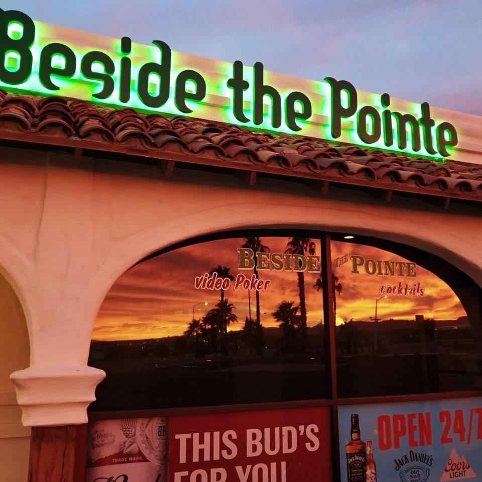 Beside The Pointe logo