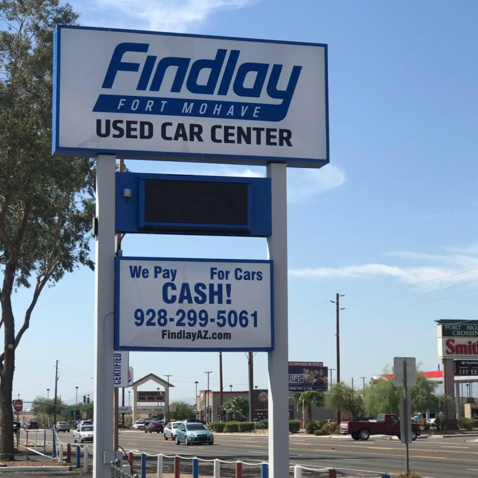 Findlay Used Car Center logo