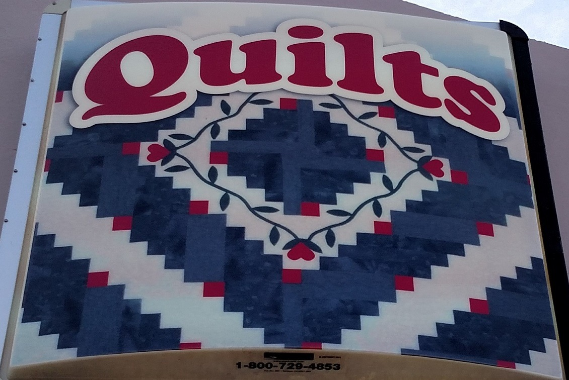 Connie's Quilters Hide-A-Way logo