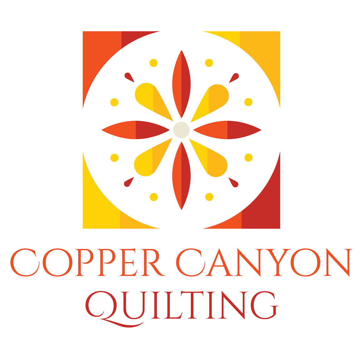 Copper Canyon Quilting logo