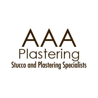 AAA Plastering logo