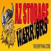 Storage Warriors logo