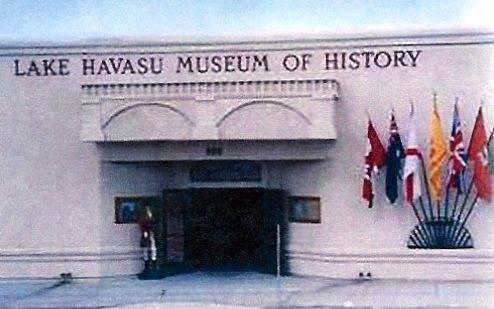 Lake Havasu Museum Of History logo