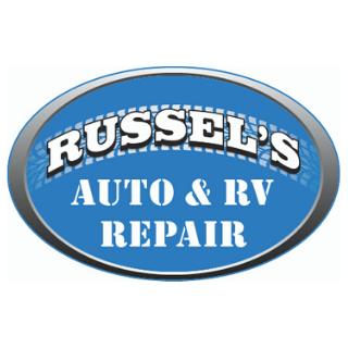 Russel's Auto & RV logo