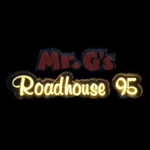 Mr G's Roadhouse 95 logo