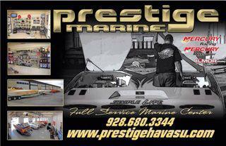 Prestige Marine logo