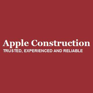 Apple Construction  logo