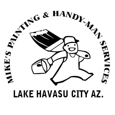 Mike's Painting & Handy-Man Services logo