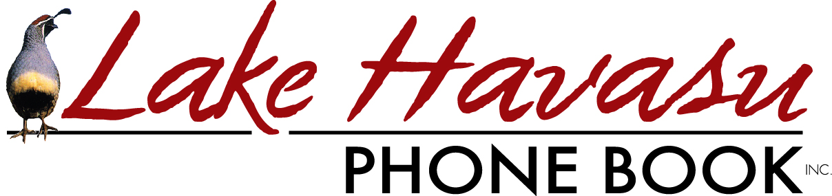 Lake Havasu Phone Book - The Red Book logo