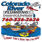 Colorado River Plumbing logo