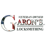 Garon's Locksmithing logo